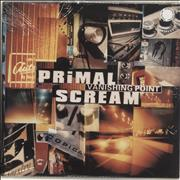 Click here for more info about 'Primal Scream - Vanishing Point - Sealed'