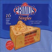 Click here for more info about 'Primus - They Can't All Be Zingers: Primus Singles'