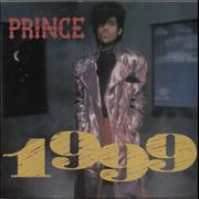 Click here for more info about 'Prince - 1999 - Nineteen Ninety Nine - Picture sleeve'