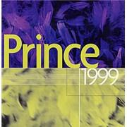 "Prince 1999 - Nineteen Ninety Nine UK 12"" vinyl"