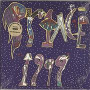 Click here for more info about 'Prince - 1999 - stickered p/s - EX'