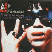 Click here for more info about 'Prince - 3 Nites In Miami Glam Slam '94 - Sealed Box'