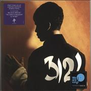 Click here for more info about 'Prince - 3121 Thirty-One - Purple Vinyl - Sealed Correct Sticker'