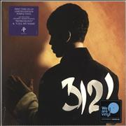 Click here for more info about 'Prince - 3121 (Thirty-One Twenty-One) - Purple Vinyl - Sealed'