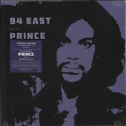 Click here for more info about 'Prince - 94 East Featuring Prince - 180gm Purple Vinyl'