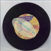 Click here for more info about 'Prince - Alphabet Street - Stickered PVC sleeve'