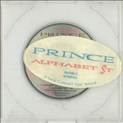 Click here for more info about 'Prince - Alphabet Street'