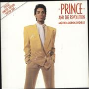 Click here for more info about 'Prince - Anotherloverholenyohead - Poster Sleeve - EX'