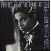 "Prince Anotherloverholenyohead USA 12"" vinyl"