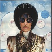 Click here for more info about 'Prince - Art Official Age'