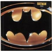 Prince Batman - Stickered Sleeve UK vinyl LP