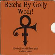 Click here for more info about 'Prince - Betcha By Golly Wow'