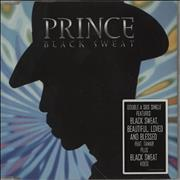 Click here for more info about 'Prince - Black Sweat / Beautiful Loved & Blessed'