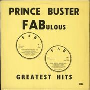 Click here for more info about 'Prince Buster - FABulous Greatest Hits - red label'