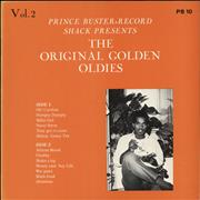 Click here for more info about 'Prince Buster - Prince Buster Record Shack Presents The Original Golden Oldies Vol. 2'