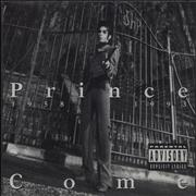Click here for more info about 'Prince - Come'
