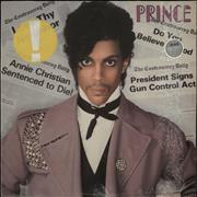 Click here for more info about 'Prince - Controversy + Insert - EX'