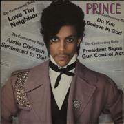 Click here for more info about 'Prince - Controversy + Insert'