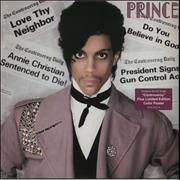 Click here for more info about 'Prince - Controversy + Poster - Sealed'