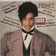 Click here for more info about 'Prince - Controversy + Poster - shrink'