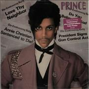 Click here for more info about 'Prince - Controversy + Stickered Shrink & Poster'