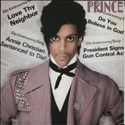 Click here for more info about 'Prince - Controversy - 180gm + Poster'