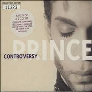 Click here for more info about 'Prince - Controversy Part 1 & 2'