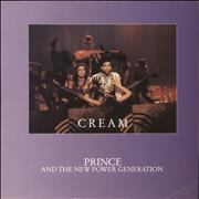 Click here for more info about 'Prince - Cream - EX'