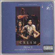 Click here for more info about 'Prince - Cream Remixes - EX'