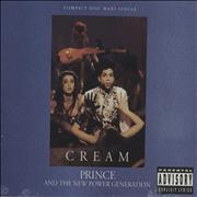 Click here for more info about 'Prince - Cream Remixes - Sealed'