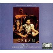 Click here for more info about 'Prince - Cream Remixes'