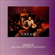 Click here for more info about 'Prince - Cream'