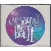 Prince Crystal Ball - 4-CD USA 4-CD set
