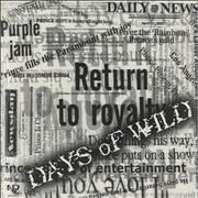Click here for more info about 'Prince - Days Of Wild - Sealed'