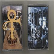 Click here for more info about 'Prince - Diamonds & Pearls / Love Symbol'