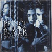 Prince Diamonds And Pearls UK 2-LP vinyl set