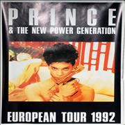 Click here for more info about 'Prince - European Tour 1992'