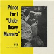Click here for more info about 'Prince Far I - Under Heavy Manners'