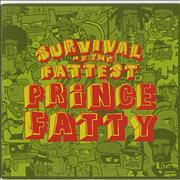 Click here for more info about 'Prince Fatty - Survival Of The Fattest'