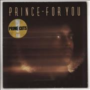 Click here for more info about 'Prince - For You + Inner - EX'