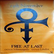 Click here for more info about 'Prince - Free At Last'