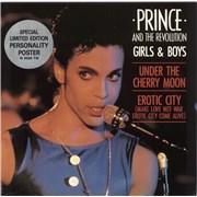 "Prince Girls & Boys UK 12"" vinyl"
