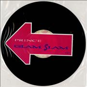 Click here for more info about 'Prince - Glam Slam - stickered sleeve'