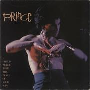 Click here for more info about 'Prince - I Could Never Take The Place Of Your Man - Glossy Sleeve'