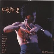 Click here for more info about 'Prince - I Could Never Take The Place Of Your Man'
