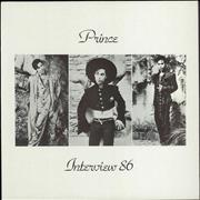 Click here for more info about 'Prince - Interview 86'