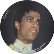 Click here for more info about 'Prince - Interview Picture Disc'
