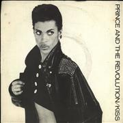 Click here for more info about 'Prince - Kiss + Sleeve - Injection Label'