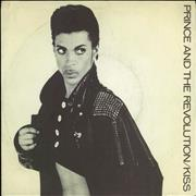 Click here for more info about 'Prince - Kiss + Sleeve - Solid - EX'