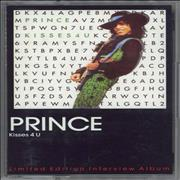 Click here for more info about 'Prince - Kisses 4 U - Interview Album'